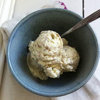 Creamy, Crunchy Grape-Nuts Ice Cream.
