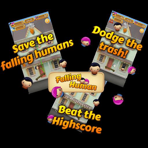 Falling Human