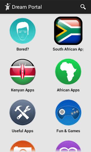 Dream Portal - African Content