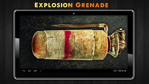 Explosion Grenade
