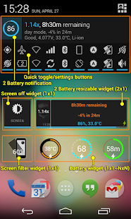 2 Battery - Battery Saver - screenshot thumbnail