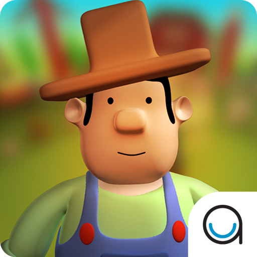 Read Along: Farmer In The Dell 書籍 App LOGO-硬是要APP