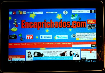 Encaprichados.com screenshot 4