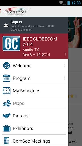 IEEE GLOBECOM 2014