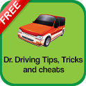 Dr. Driving Tips and Cheats icon