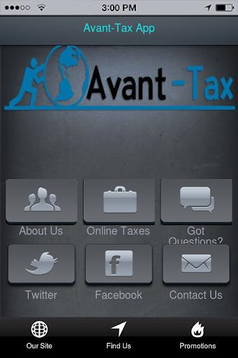 Avant-Tax2Go