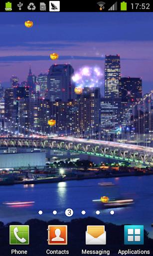 城市烟花动态壁纸 玩個人化App免費 玩APPs