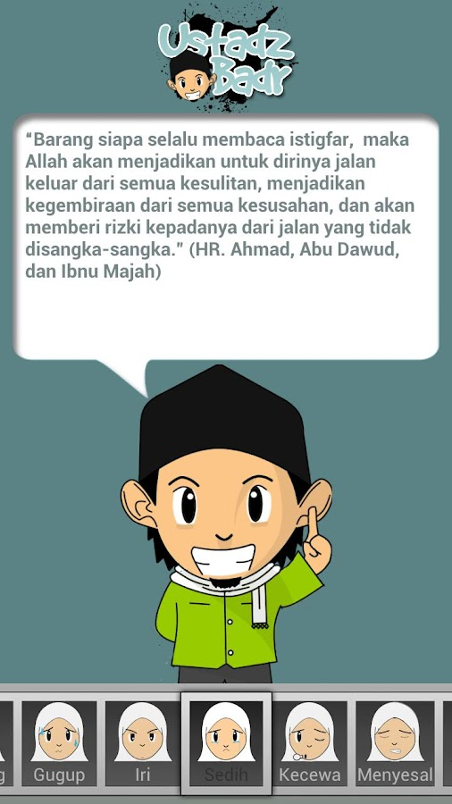 Ustadz Badr- screenshot