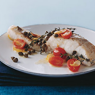 Sea Bass in Papillote