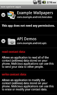 App Permission Watcher- screenshot thumbnail