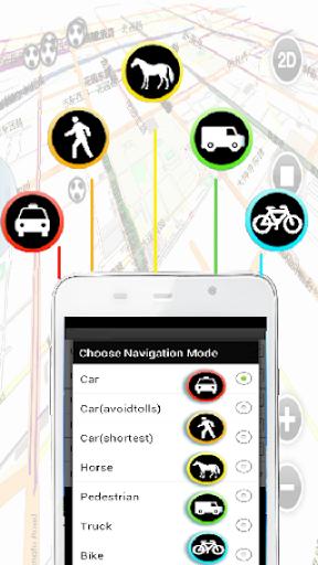 玩交通運輸App|Naples Offline Map免費|APP試玩