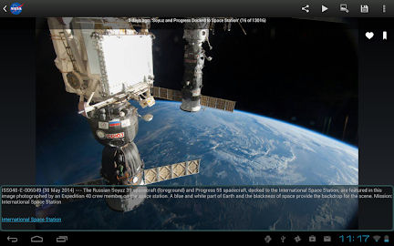 NASA App Screenshot 3