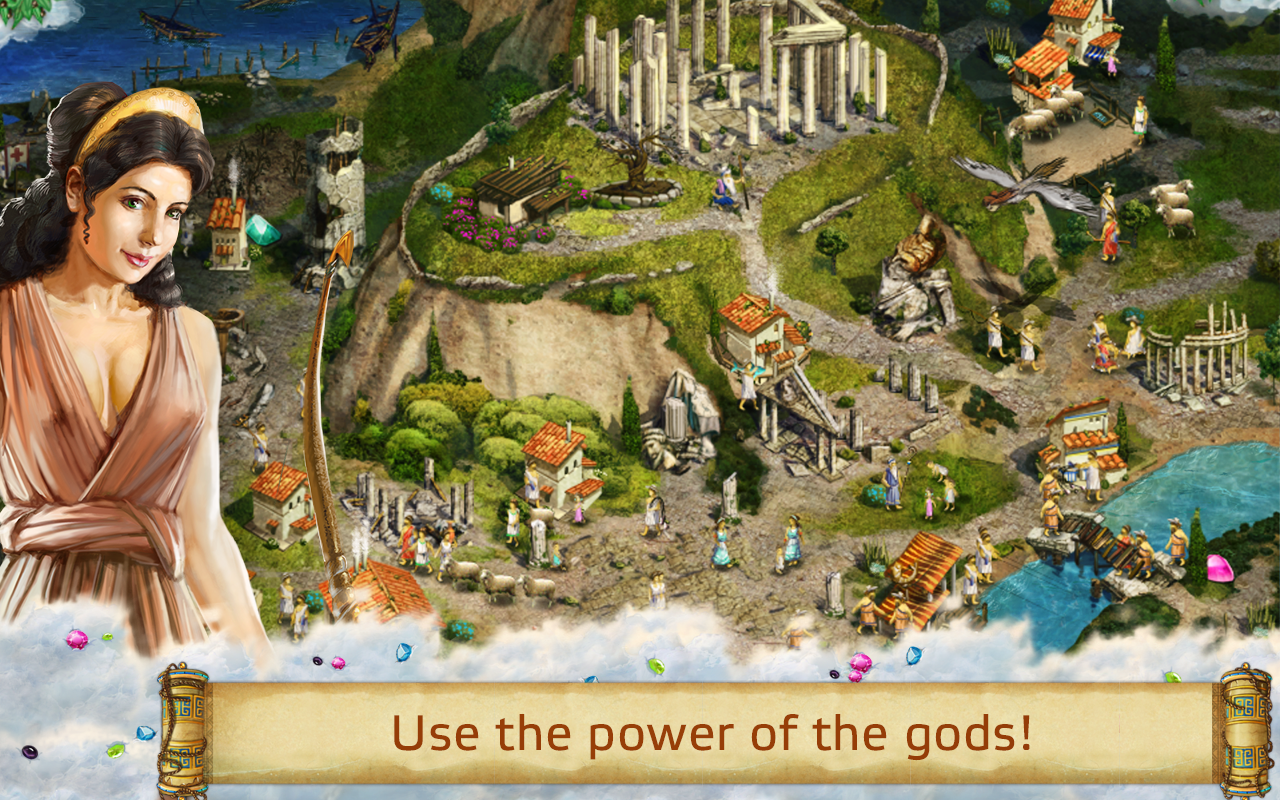 Heroes of Hellas3: Athens Free - screenshot