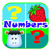Numbers - Kids Memory Game