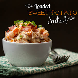 Loaded Sweet Potato Salad.