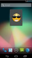 Screenshot of Phone's mood