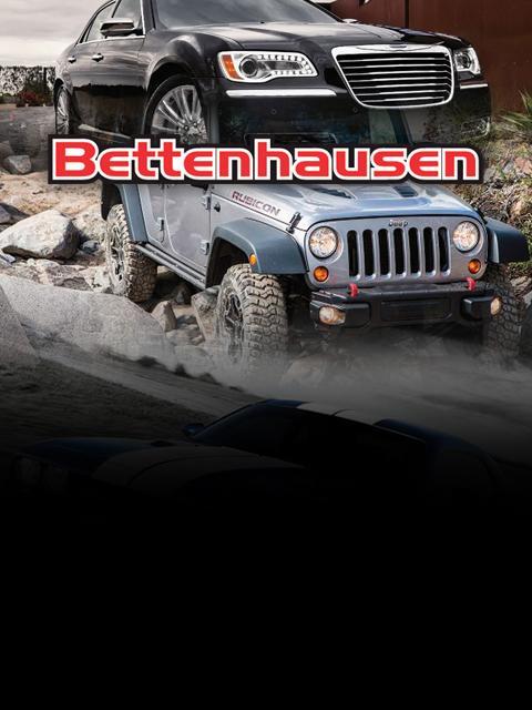 Bettenhausen Chrysler Jeep - screenshot