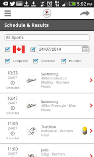 Team Canada - screenshot thumbnail