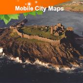 Isle of Man Street Map