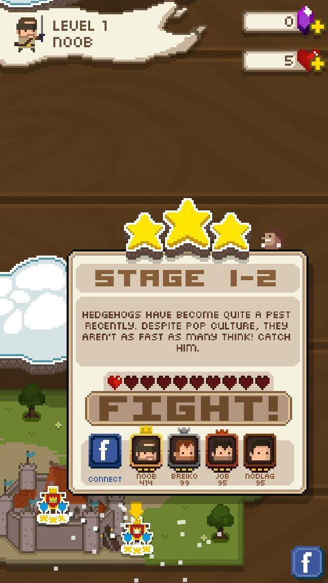 Horde of Heroes screenshot #2