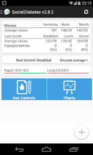 Social Diabetes- screenshot thumbnail