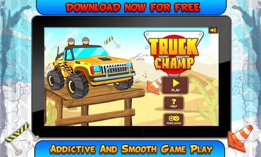 Truck Champ- screenshot thumbnail