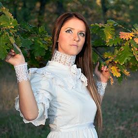 by Nedelcu Valeriu - People Portraits of Women
