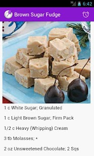 Homemade Candies Recipes - screenshot thumbnail