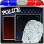 APK Game Scare your friends Police joke for iOS