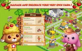 Screenshot of Old MacDonald Pet Farm