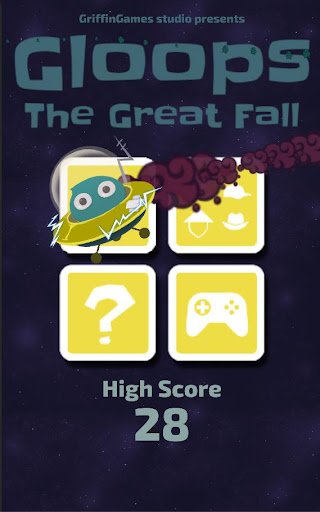 Gloops : The Great Fall