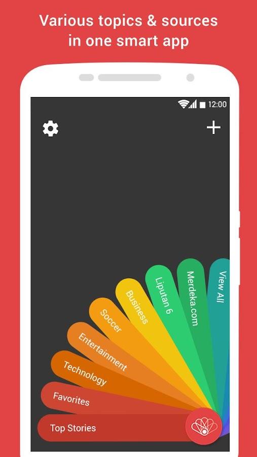 Kurio – Indonesia's News App - screenshot