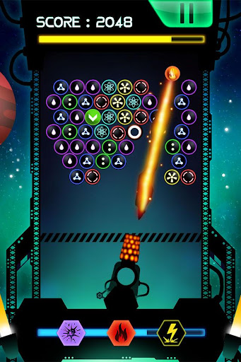 Bubble Shooter: Galaxy Defense