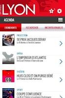 Screenshot of Lyon - Application officielle
