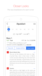 Daily Racing Form- screenshot thumbnail