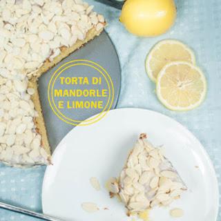 Torta di Mandorle e Limone