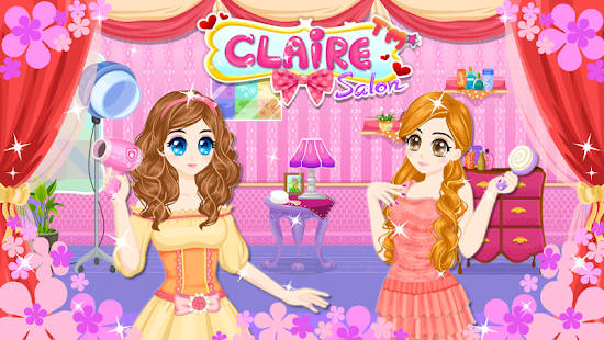 Claire Salon- screenshot thumbnail