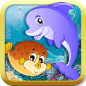 Free Toddler Games: Ocean