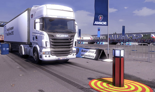 Big Truck Driving 2014