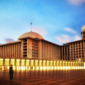 Holy Place #1 by Aditya Perdana - Buildings & Architecture Places of Worship