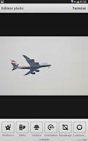 Screenshot of RawVision