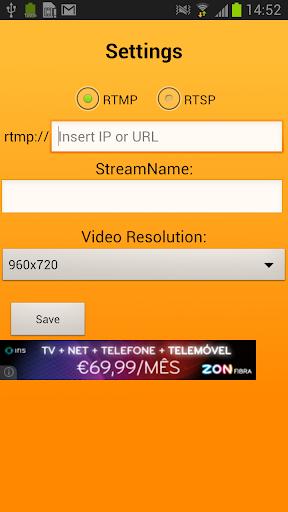 【免費娛樂App】Camera Streamer-APP點子