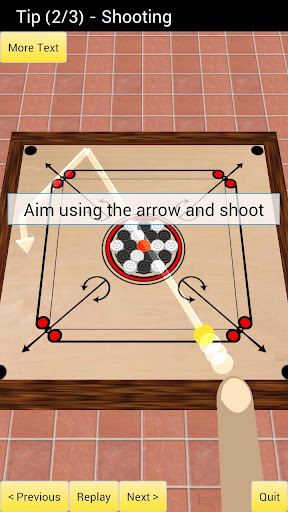 Carrom 3D 1.26 screenshots 4