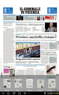 Il Giornale di Vicenza- screenshot thumbnail