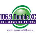 106.9 Double XC logo