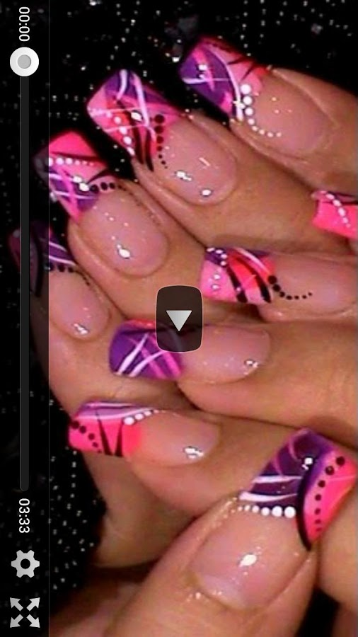 Pink Nails - screenshot