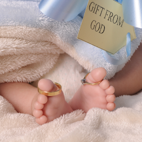 by Vineet Johri - Babies & Children Hands & Feet ( wedding ring, baby photography for free, vkumar photography, toddler, gift from god )