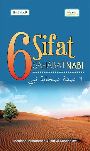6 Sifat Sahabat Nabi