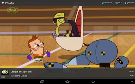 TVCatchup Screenshot 3