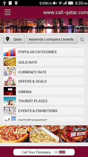 Call Qatar Business Directory